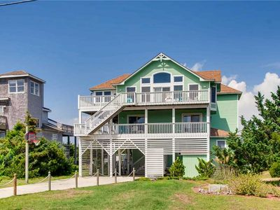 Photo for Bask in the Peaceful Views, Semi-Oceanfront- Pool, Hot Tub, GameRm, Luggage Lift
