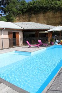 Photo for Charming house with beautiful swimming pool. Wireless. Spacious. Cozy. Very equipped.