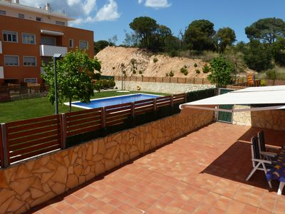Photo for LARGE APARTMENT NEAR THE SEA - COSTA BRAVA- SANT FELIU DE GUIXOLS. WIFI/PARKING