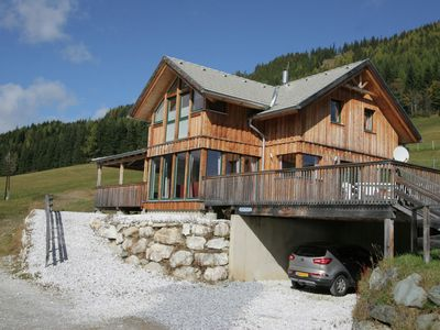 Photo for New luxury detached chalet with in-house wellness area in Hohentauern.