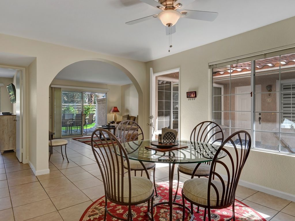 mesquite country club unit c 17 2 bedrooms homeaway palm lovely open floor plan