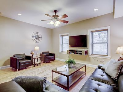 Photo for 2BR Townhome Vacation Rental in Baltimore, Maryland