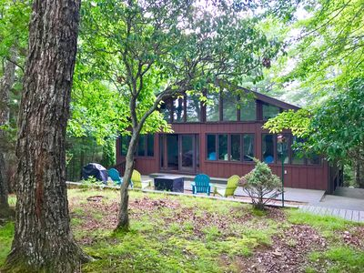 Photo for Deerview Retreat Connestee Falls 4BR/3BA on Golf Course