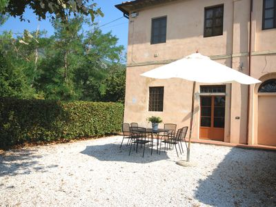 Photo for Spacious apartment in Farmhouse - Tuscany, Pisa, Lucca