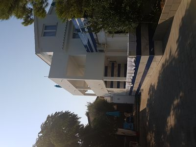 Photo for Blue Marine - mediterranean house with 6 terraces and sea view in a beach street