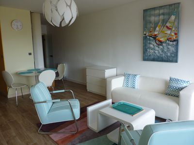 Photo for studio of 34 m2 with sea view in Port Navalo