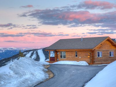 Photo for 7 Day Summer Cancellation/Moonlight Cowboy Heaven Cabin/Best Views/Hot Tub