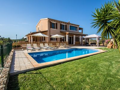 Photo for SA MARINA cottage in the countryside, close to the beach, pool, barbecue