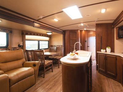 Photo for Premium RV- Jayco Whitehawk - V3