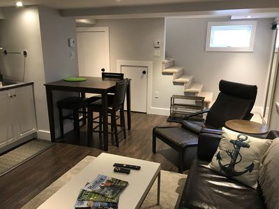 Photo for 1BR Apartment Vacation Rental in Halifax, NS