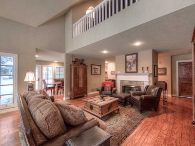 Photo for Big Sky Town Center- Creekside Retreat
