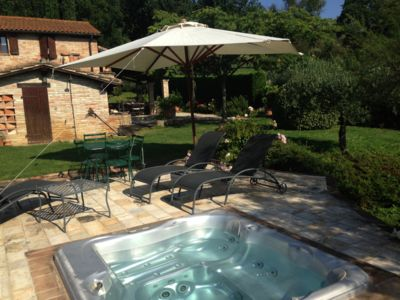 Photo for Country Suite Home, elegant apartment in the countryside of Perugia