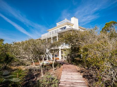 Photo for Marleyvale: Beautiful Plantation Home with Lovely Gulf View!