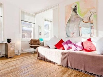 Photo for Apartment 1.3 km from the center of London with Internet, Washing machine (1019921)