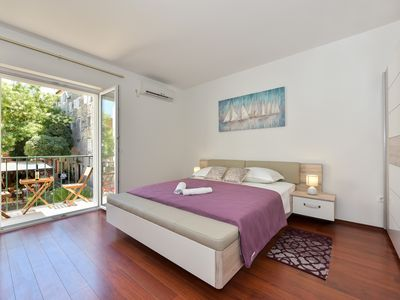 Photo for Ap. Filip - Beautiful two room apartment with balcony in the heart of Zadar.