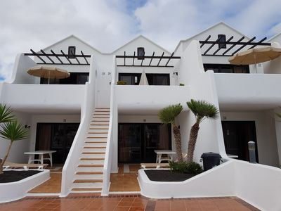 Photo for Perfectly located villa in popular Sands Beach Resort.
