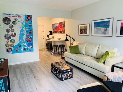 Photo for Whole house Miami-Close to Beaches. King bed-Free parking-Wifi.Close to downtown