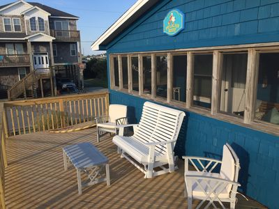 Photo for 1 minute to the beach! Seaside cottage, Dog friendly