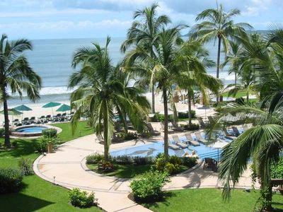 Photo for Luxury Ocean Front Villa - #1 Rated 5 Star Resort
