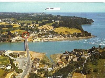 Photo for Port of Guildo, facing the Estuary, Apartment 2 People
