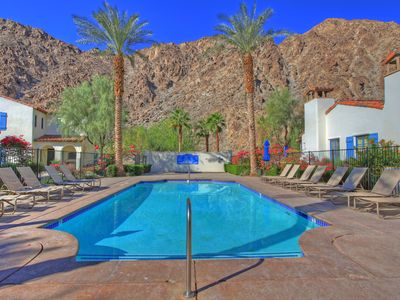 Photo for Mountain view retreat in La Quinta
