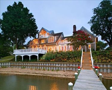 Photo for Exquisite Water-Front Chesapeake Bay Home Near Chesapeake City