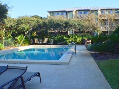 Photo for Spectacular Updated Condo in a Secluded Setting in Inlet Beach!