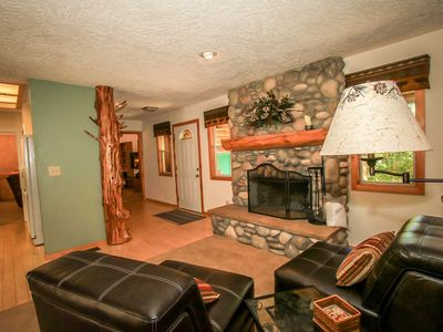 Photo for House 204 m from the center of Big Bear Lake with Parking, Internet, Washing machine, Balcony (983644)