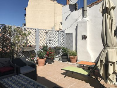 Photo for House with roof terrace