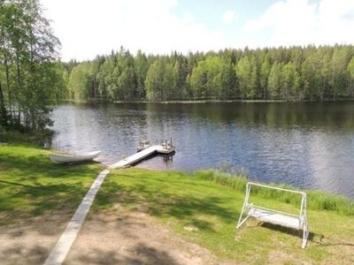 Photo for Vacation home Ahava in Heinävesi - 8 persons, 4 bedrooms