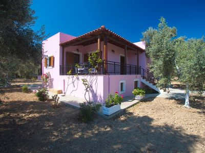 Photo for Holiday house Rethymno for 4 - 6 persons with 2 bedrooms - Holiday house