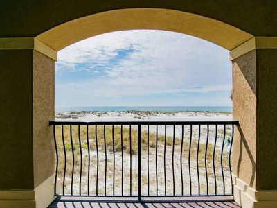 Photo for Fantastic Views from our Beachfront Home in Pensacola Beach!