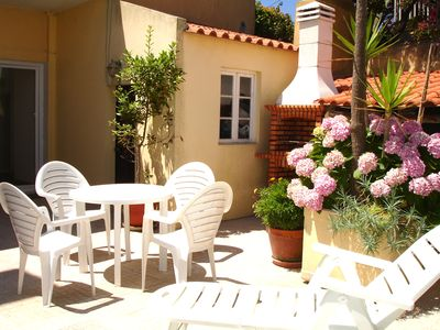 Photo for Townhouse with private garden and barbeque – excellent to welcome up to 4 adults