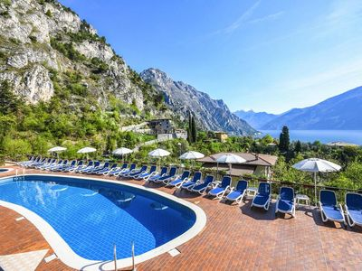 Photo for Residence Oasi, Limone sul Garda  in Westlicher Gardasee - 4 persons, 1 bedroom
