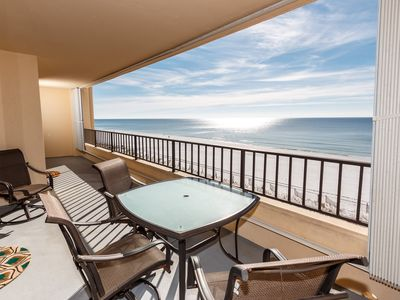 "Photo for ""Surf Dweller Unit 506"" Gorgeous Direct Gulf Front Views!"