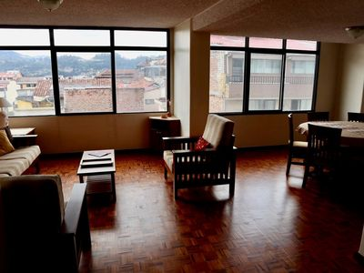 Photo for DELIGHTFUL Apartment in DT - Near Parque Calderon
