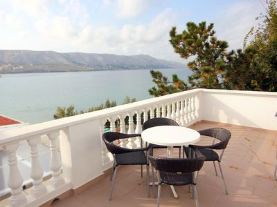 Photo for Two bedroom apartment near beach Pag