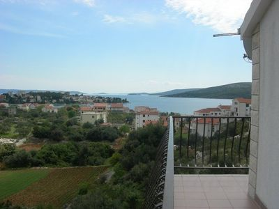 Photo for Apartment Nina  A2(2+2)  - Seget Vranjica, Riviera Trogir, Croatia