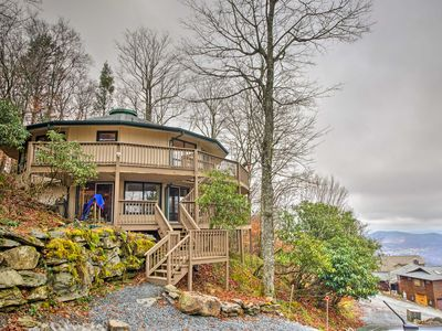 Photo for Unique 4BR Beech Mountain House w/Indoor Hot Tub