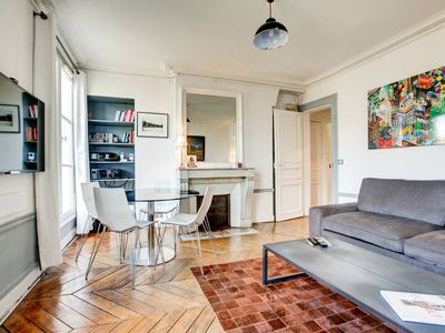 Photo for 2BR Apartment Vacation Rental in Paris, IDF