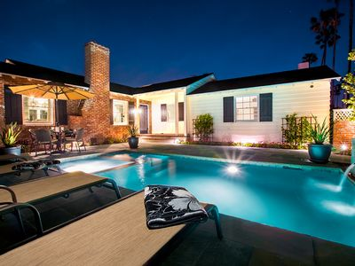 Photo for Resort Style Home w/ Private Yard, Pool & Spa