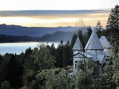 The Idaho Castle - A Great Place For A Family Vacation.