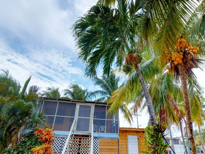 Photo for Breezy renovated cabana with easy beach access & great location right in town!