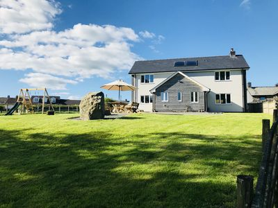 Photo for Modern detached property in the heart of Wales