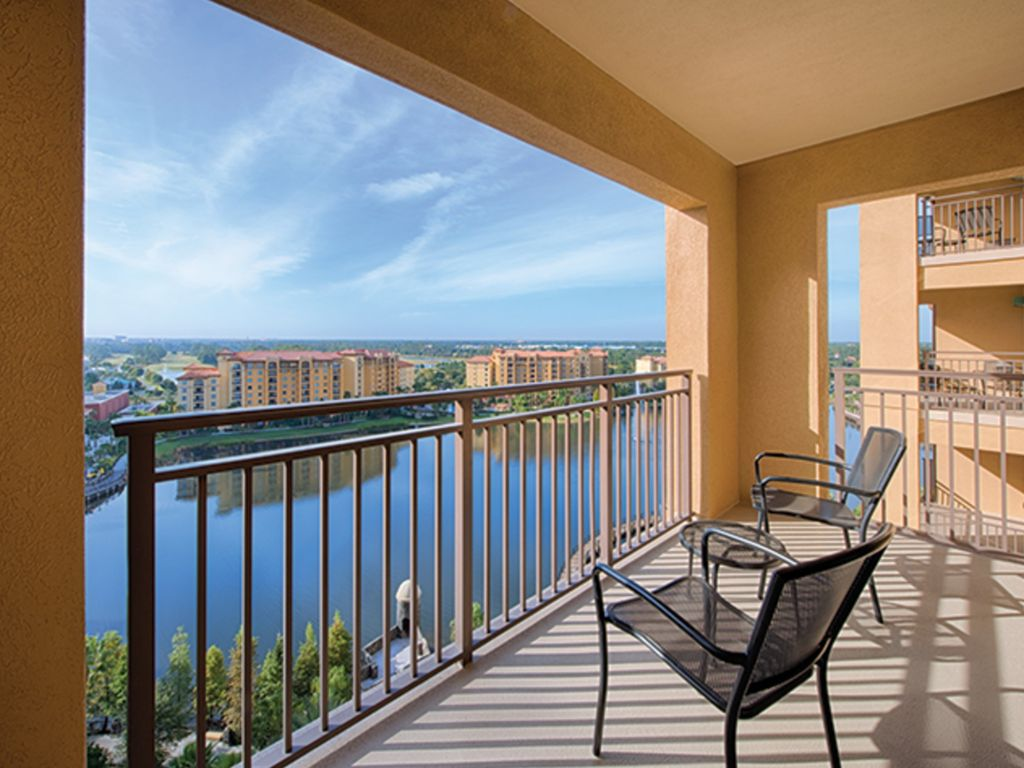3 Bedroom Deluxe Wyndham Bonnet Creek Resort Orlando Disney Florida