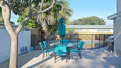 Photo for Sun, sand, surf, and swim in Satellite Beach. Beautiful beach house with a pool!