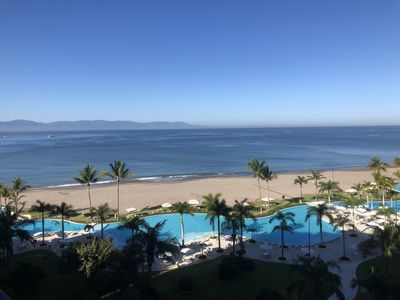 Photo for Spectacular 1 bedroom Oceanfront Bay View Grand Condo