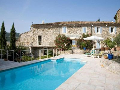 Photo for LODGING IN COMFORTABLE PROPERTY OF CHARACTER with HEATED POOL
