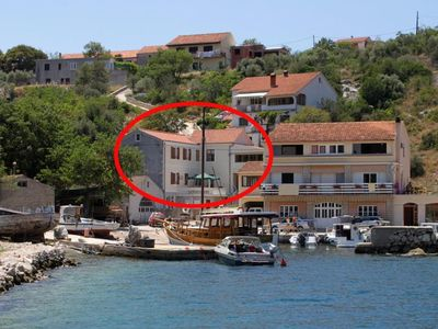 Photo for One bedroom apartment near beach Sali (Dugi otok) (A-898-b)