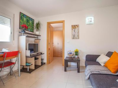 Photo for Holiday apartment Valencia for 2 - 4 persons with 1 bedroom - Penthouse holiday apartment